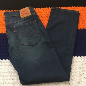 Men's Levi's Jeans W34 L34 541